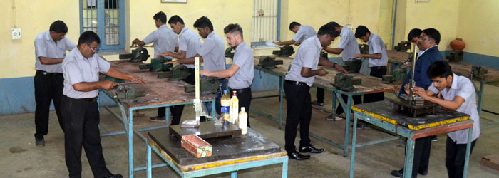QUEEN MARY'S TECHNICAL INSTITUTE FOR DIFFERENTLY ABLED SOLDIERS
